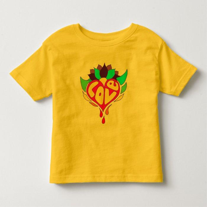 Kids love T Toddler T-Shirt