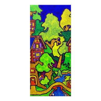 Kids Magic Treehouse Rack Cards