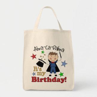 Kids Magician Birthday Bags