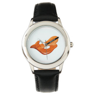 kids mermaid watch