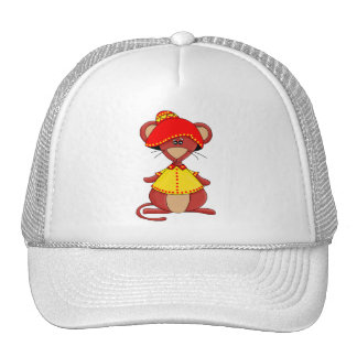 Kid's Mexican Mouse Trucker Hat