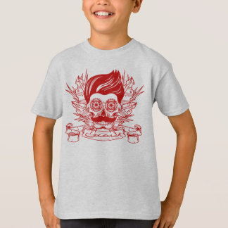 Kids Mexican (red) Tees
