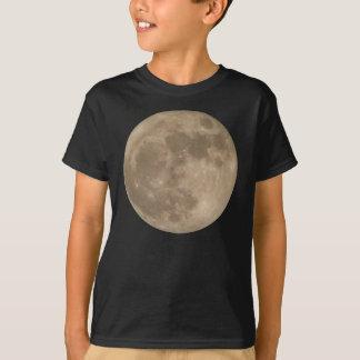 Kid's Moon Shirt Full Moon T-shirts & Moon Gifts