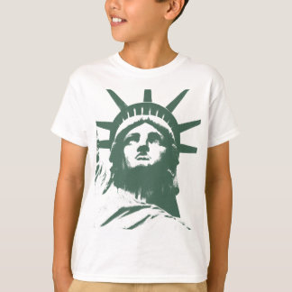 Kid's New York Shirt Statue of Liberty Shirt
