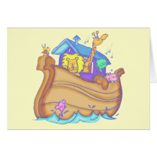 Kids Noahs Ark T Shirts and Gifts Card