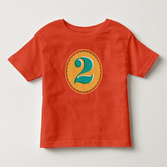 Kids Number 2 T-Shirt