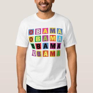 Kids Obama Rainbow Tees