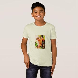 KIDS' ORGANIC T-SHIRT - CUTE SQUIRREL
