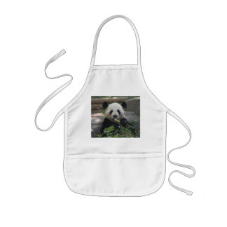 Kid's Panda Bear Apron