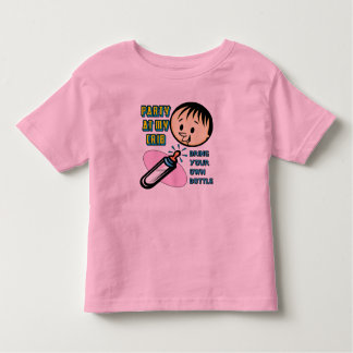 Kids Party At My Crib T Shirt