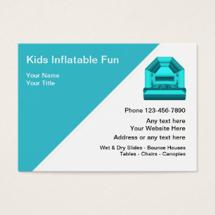 Kid entertainer business cards business card printing zazzle uk kids party entertainment business cards colourmoves