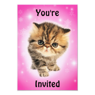 Kid's party invitation
