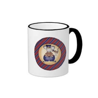 Kids Patriotic Mouse T Shirts and Gifts Mug