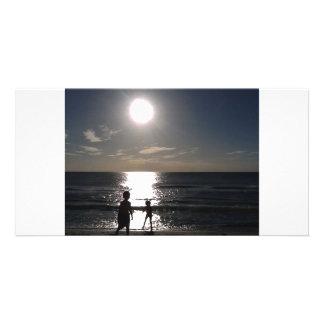 Kids Photo Greeting Card