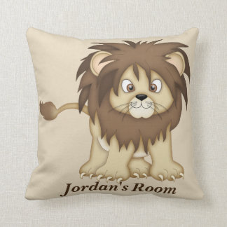 Kid's Pillow Cute Baby Lion