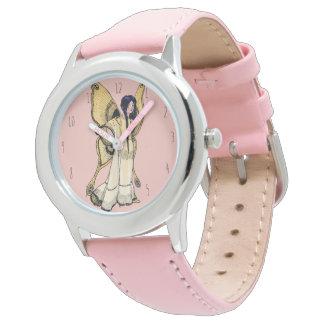 Kids' Pink Fairy Watch
