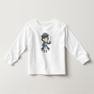 Kid's Pirate Captain Shirt