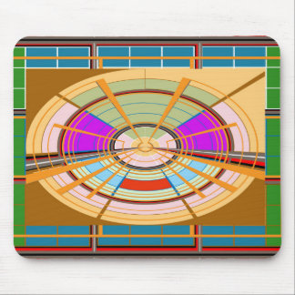 Kids Play ground beautifully decorated squares fun Mouse Pads