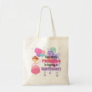 Kids Princess Birthday Bags