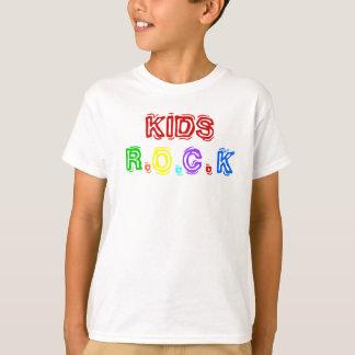KIDS, R, ., O, ., C, ., K T-Shirt