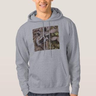 Kids Raccoon Hoodie