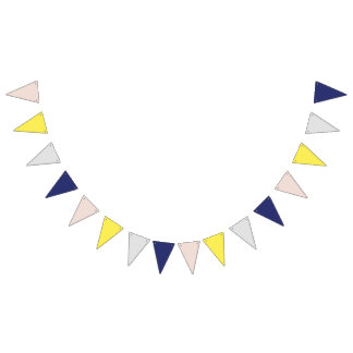 Kids Room Bunting Banner Flags