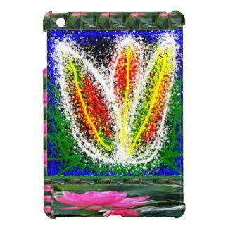 kids SCRABBLE art ; LOTUS bright symbols Case For The iPad Mini