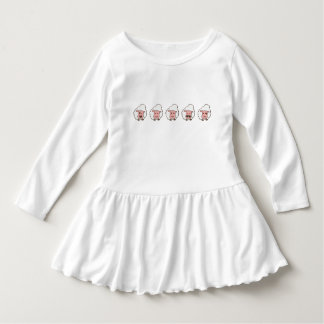 Kids sheep dress