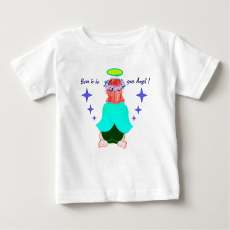 Kid's Shirt: Born to be your angel! Baby T-Shirt