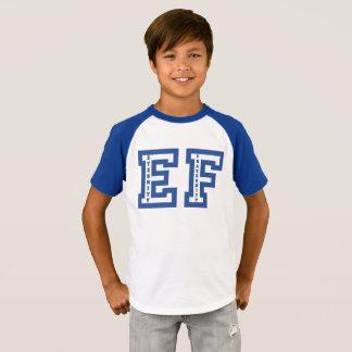 Kids' Short Sleeve Raglan T-Shirt