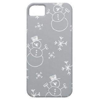 Kids Snowman Pattern Case For The iPhone 5