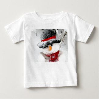 Kids snowman Tshirt