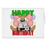 Kids Soccer Birthday Cards