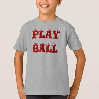 KIDS Softball shirt