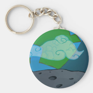 Kids Space Key Ring