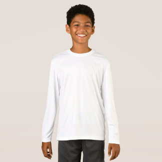 Kids' Sport-Tek Competitor Long Sleeve T-Shirt