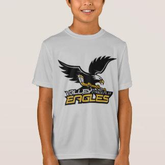 Kids' Sport-Tek High Performance Fitted T-Shirt