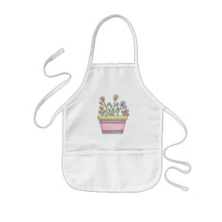 Kids Spring T Shirts and Kids Gifts Kids Apron