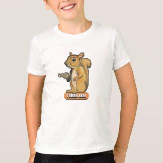 Kids Squirrel T-shirt