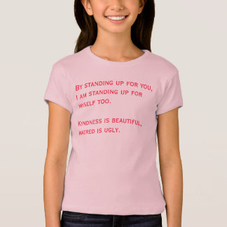 Kids Stand Up Against Bullying T-Shirt
