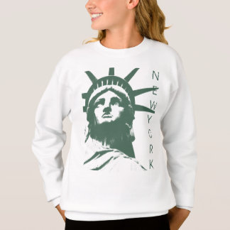 Kid's Statue of Liberty Sweatshirt New York Shirt