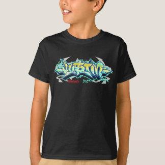 Kids Streetwear: Justin Graffiti T-Shirt