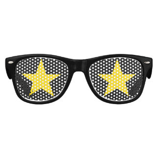 Kid's Superstar Party Sunglasses