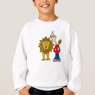 "kid's sweater ""cartoon"""