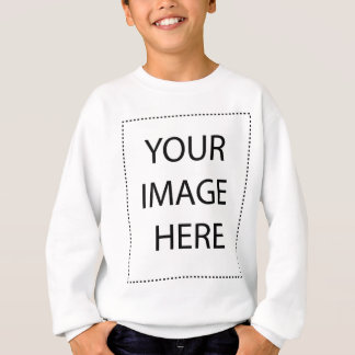 Kids Sweatshirt Vertical Template