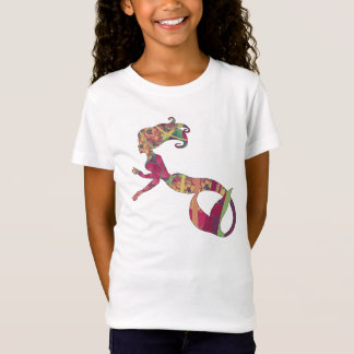 Kids T-Shirt - Baby Doll - Mermaid