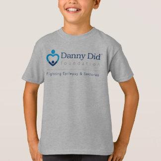 Kids' T-shirt - Grey