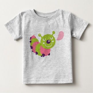 KIDS t-shirt Grey with little bee