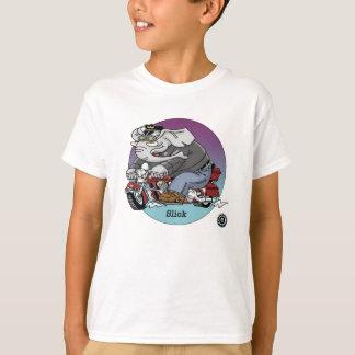 Kids T Shirt - Slick, Bikers are Animals ©