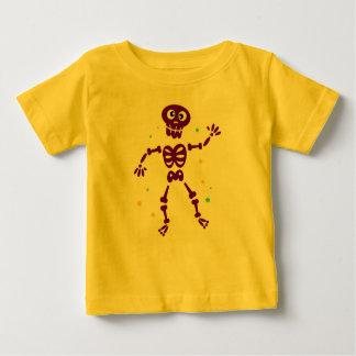 Kids t-shirt with Skeleton